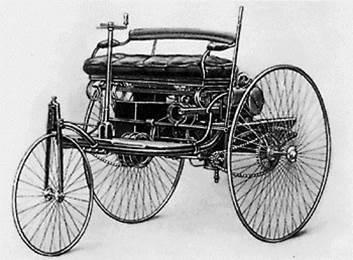 پاورپوینت تاریخچه ساخت خودرو